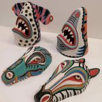 Jun Chihara : Mascaras