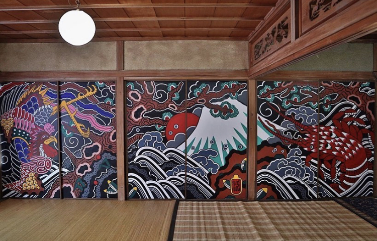 Jun Chihara : Murales